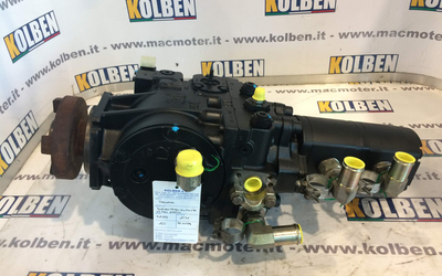 Bomba Sauer Danfoss 90R100PA2BC60 para New Holland