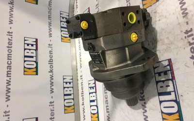 Rexroth A6VE80HA2/63W-VAL020A Motor